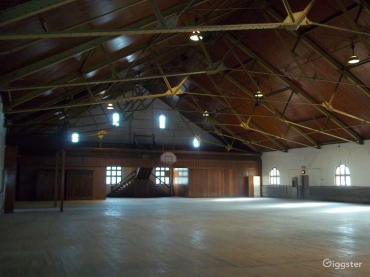 Former Radio Station/Armory Building Photo 3