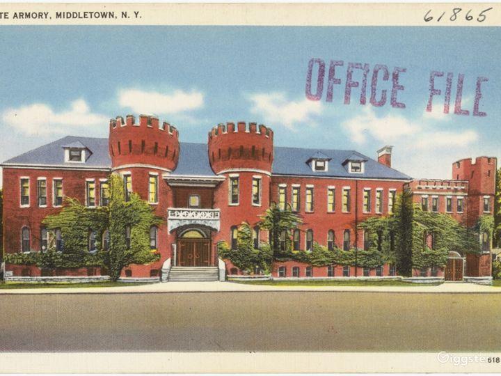 Former Radio Station/Armory Building Photo 4
