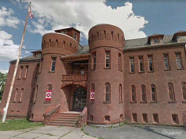 Former Radio Station/Armory Building Photo 2