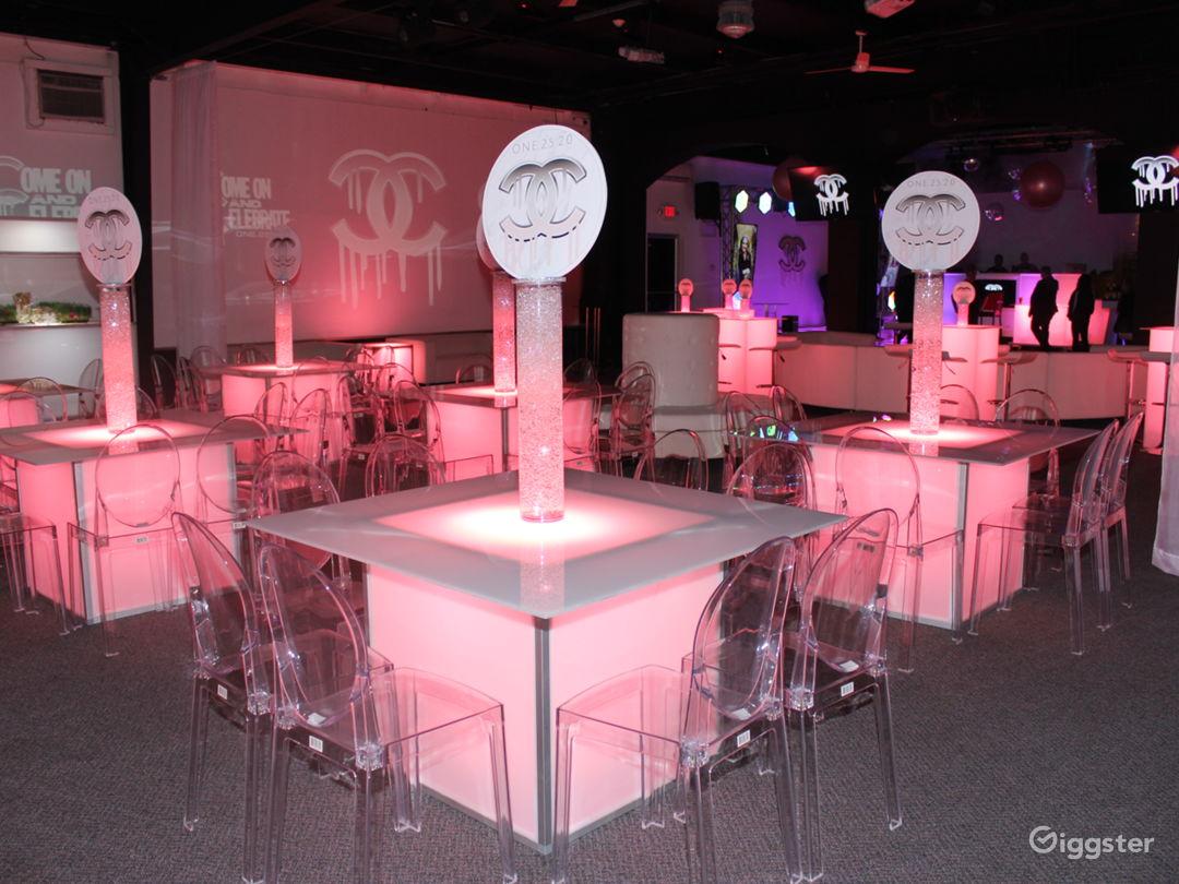 Nightclub Lounge Event Space Photo 1