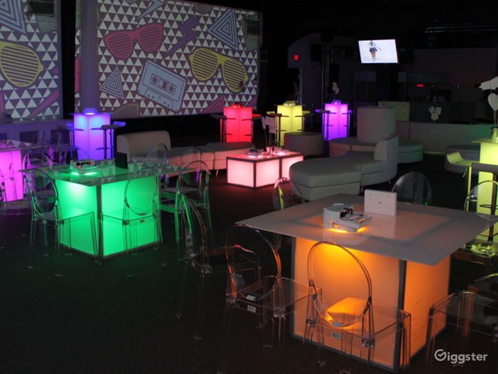 Nightclub Lounge Event Space Photo 5
