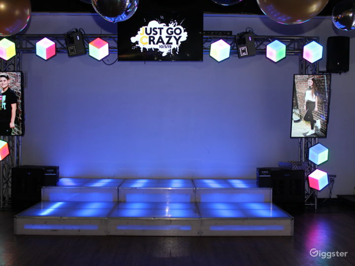 Nightclub Lounge Event Space Photo 2