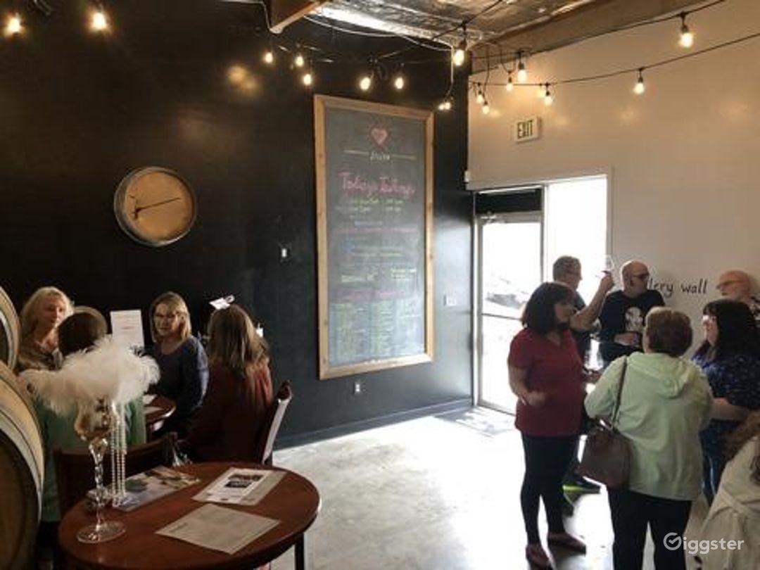 Boutique Speakeasy Winery & Wine Tasting Room Photo 1