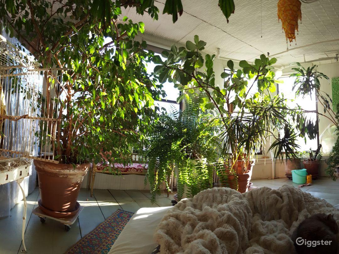 Eclectic bohemian artist loft in manhattan/LES Photo 2