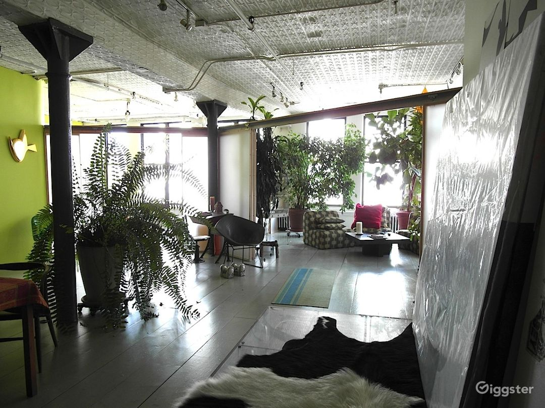 Eclectic bohemian artist loft in manhattan/LES Photo 5