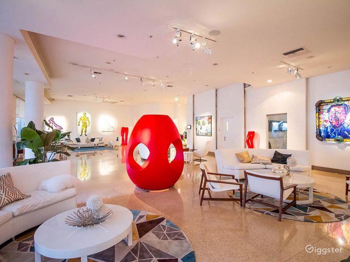 Gallery Room in Miami Beach Photo 4