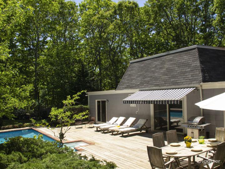Hamptons cosy family house