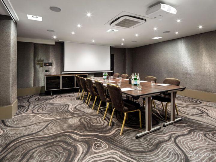 Spacious Meeting & Event Space in Bloomsbury Street, London Photo 2