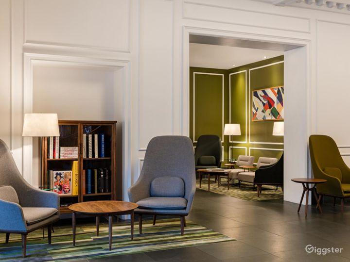 Spacious Meeting & Event Space in Bloomsbury Street, London Photo 5