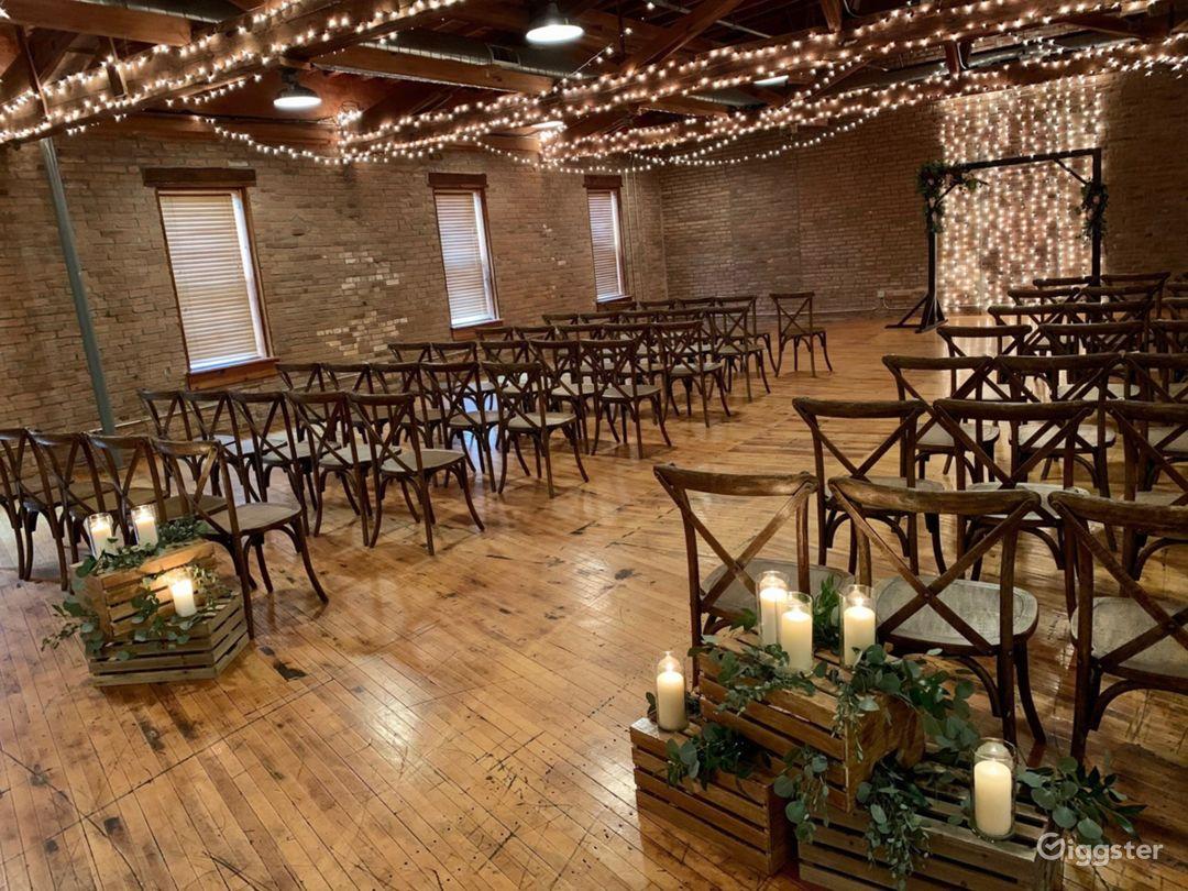 A memorable wedding in Noblesville Photo 1