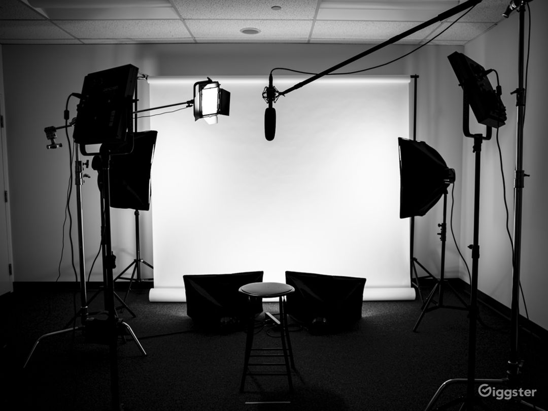 Video Photography Podcast Rental Studio Photo 1