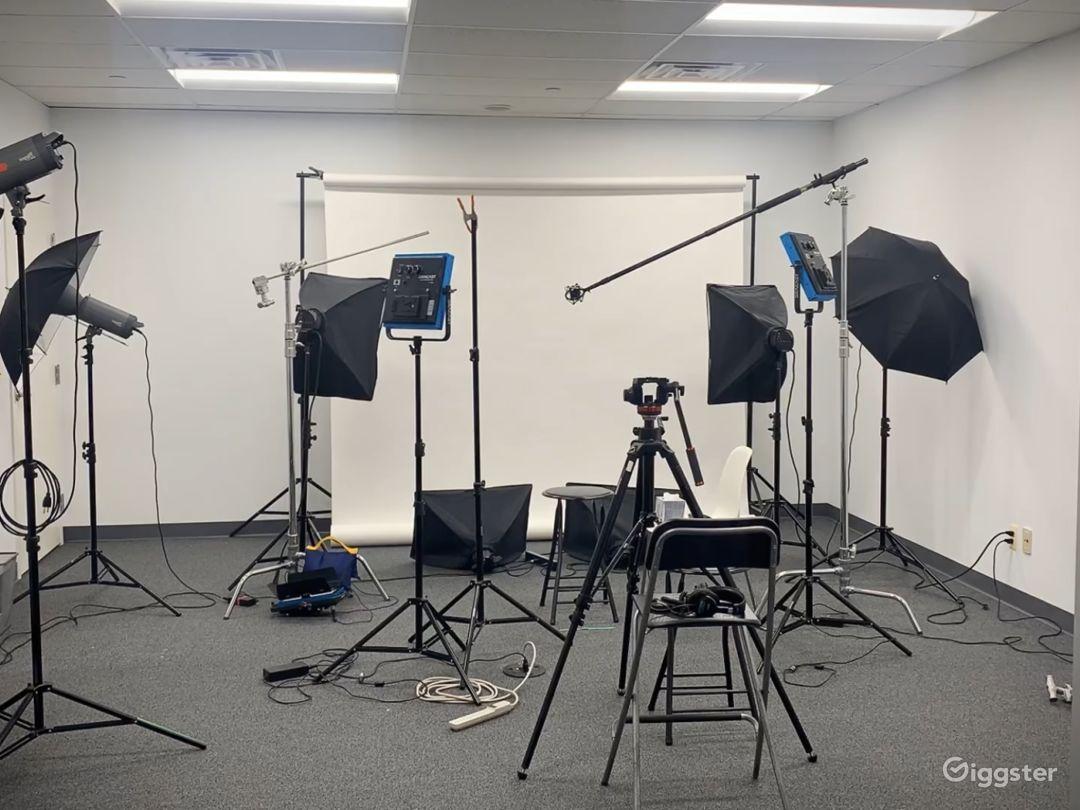 Video Photography Podcast Rental Studio Photo 2