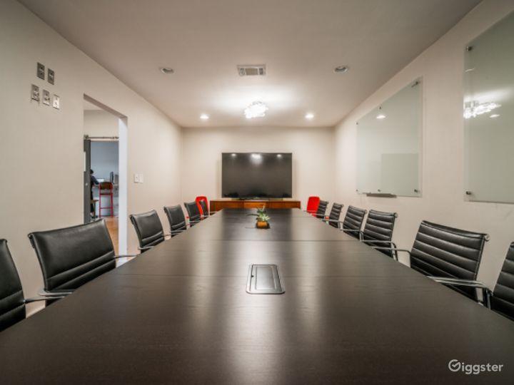Kapany Board Room Photo 2
