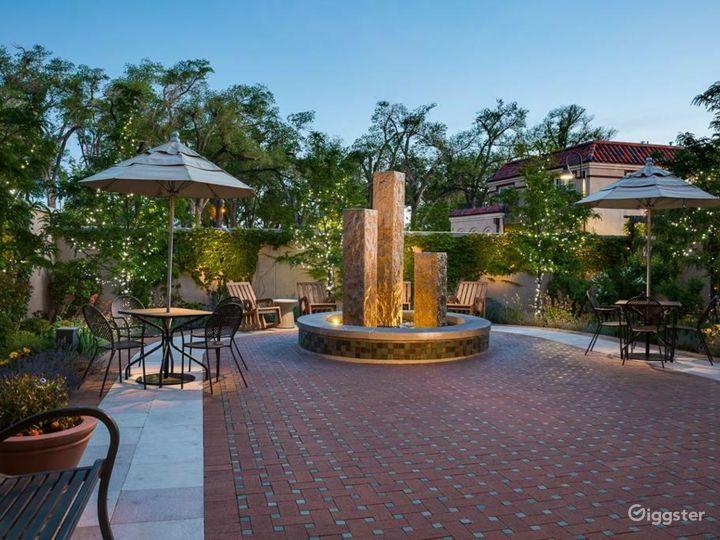 Courtyard in Albuquerque Photo 2