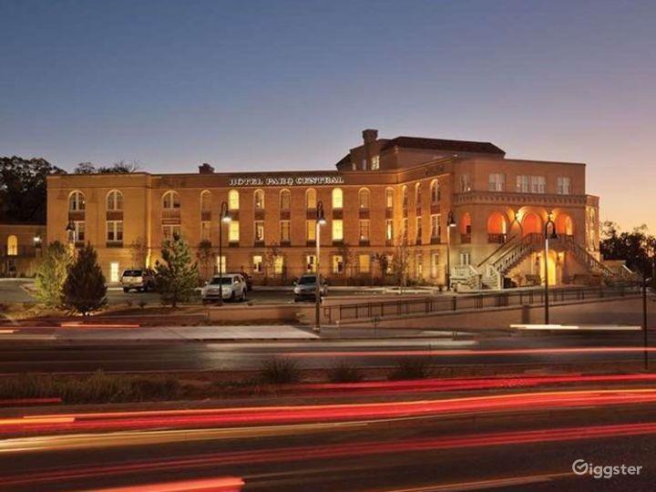 Courtyard in Albuquerque Photo 4