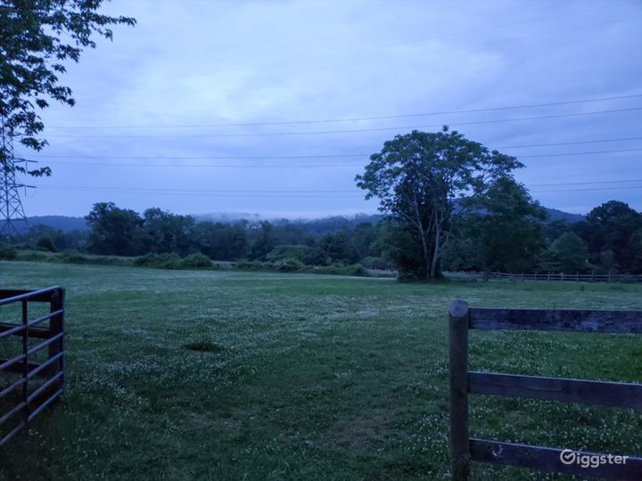 Bank barn on rolling acres with incredible views  Photo 4