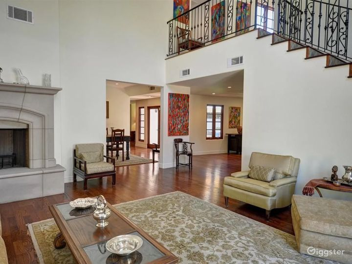 Luxurious and Private Spanish Estate In Hollywood Photo 5