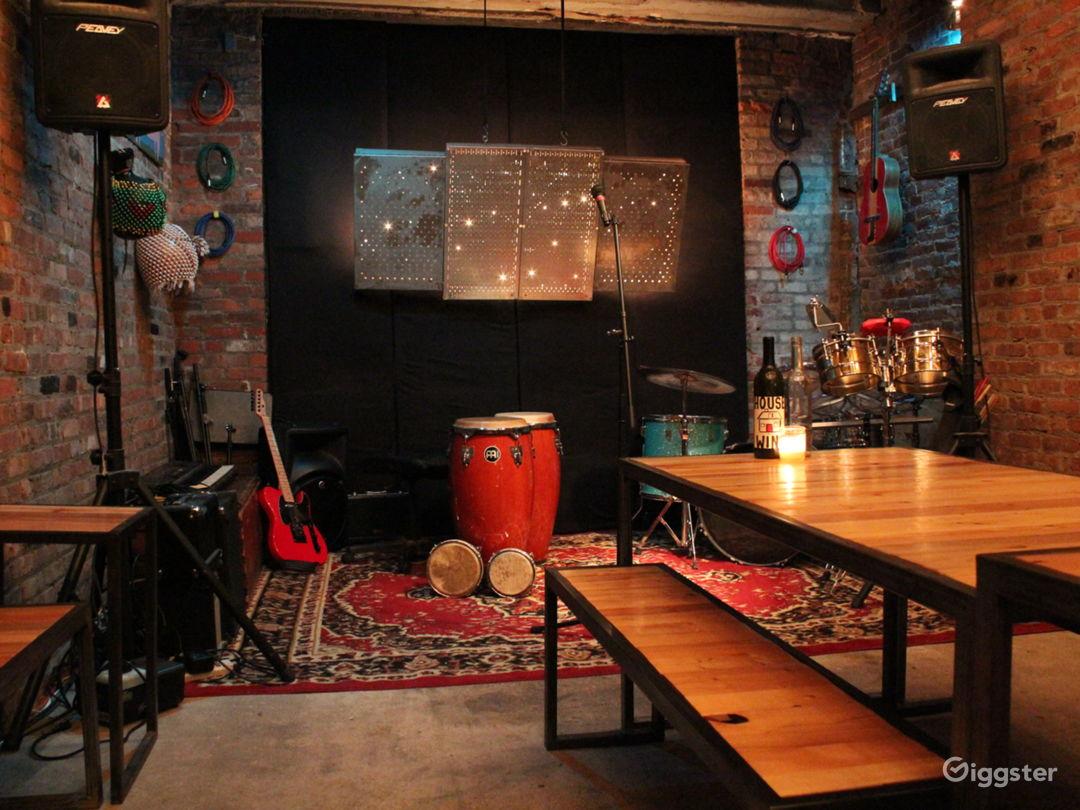 267 Artist's Studio Photo 3