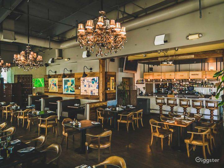 Classy & Contemporary Wine Bar and Restaurant Photo 2