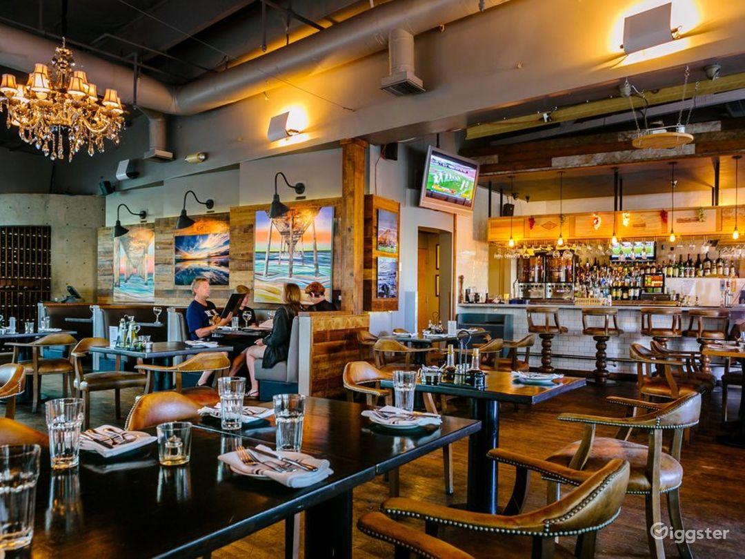Classy & Contemporary Wine Bar and Restaurant Photo 1