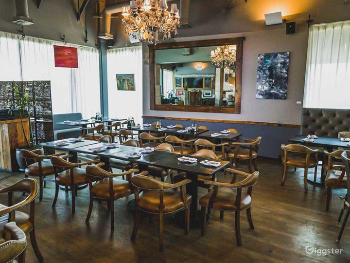 Classy & Contemporary Wine Bar and Restaurant Photo 5