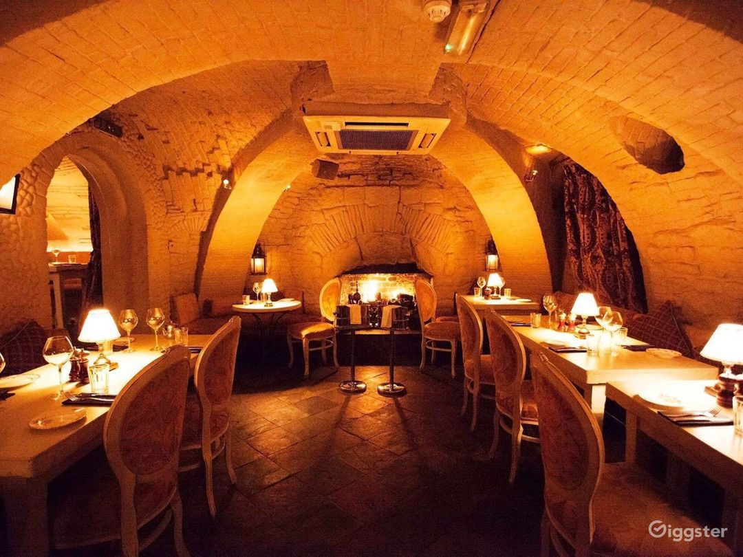 The Majestic Crypt in London Photo 1