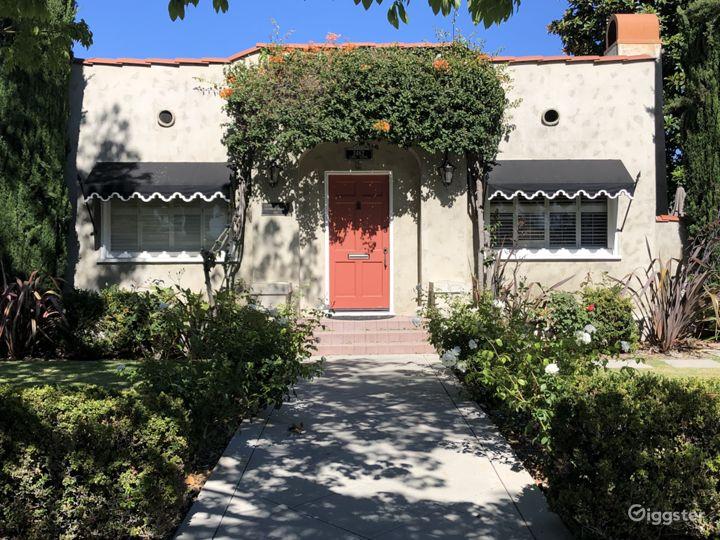 Beautiful Updated Spanish Home