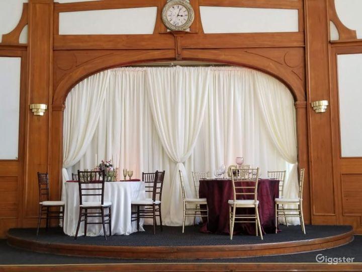 Historical Spacious Ballroom Built in 1927 Photo 4