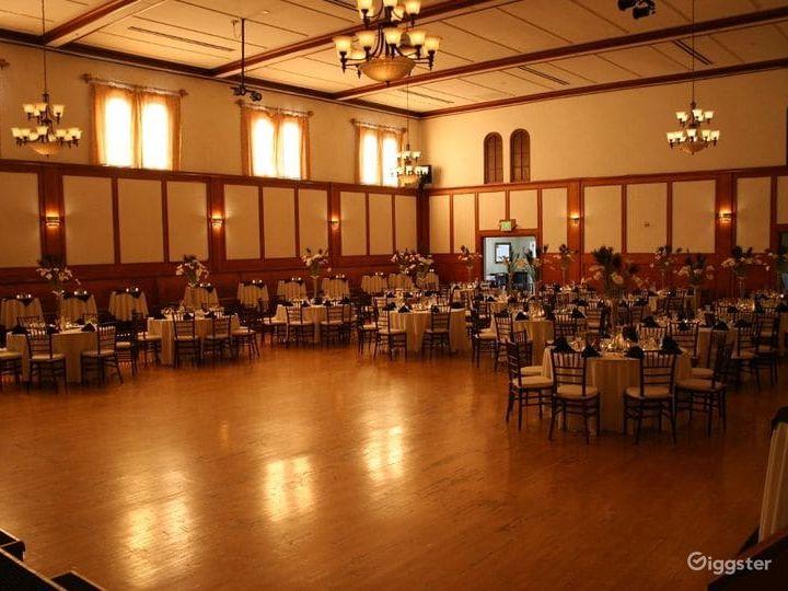 Historical Spacious Ballroom Built in 1927 Photo 3