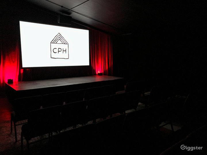 100 Seater Cinema in Manchester Photo 3