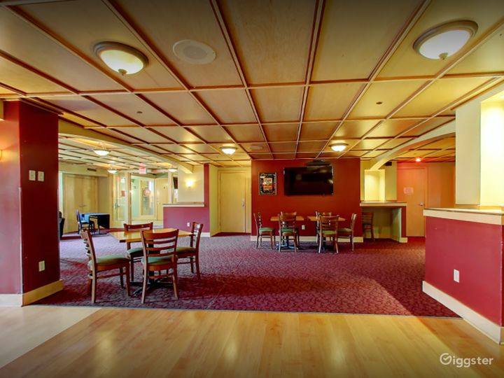 Beautiful Lounge in Madison Photo 2