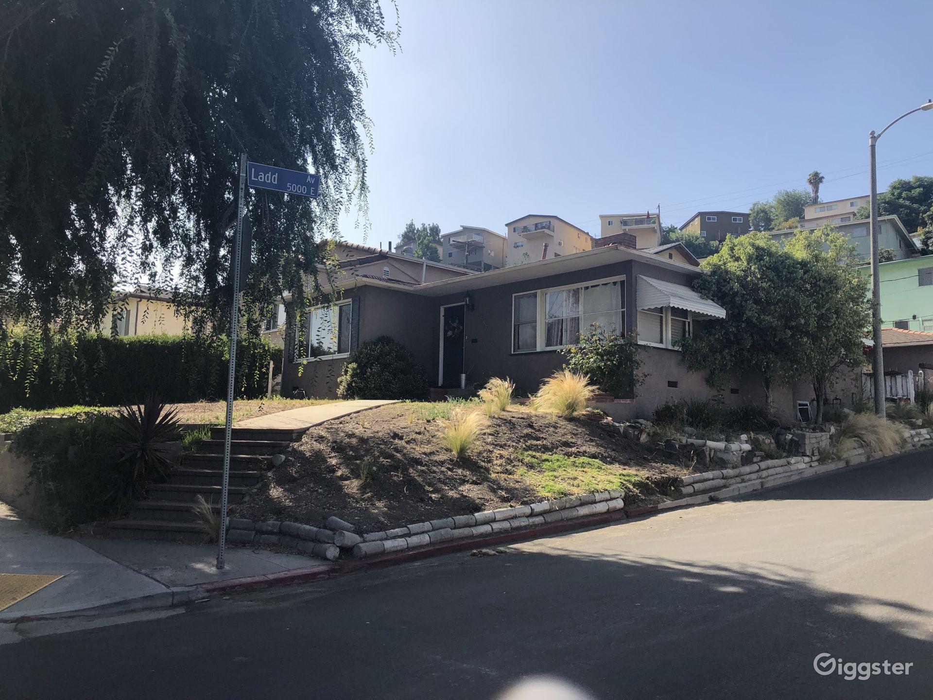 Quaint Three-Bedroom Home in El Sereno Los Angeles Rental