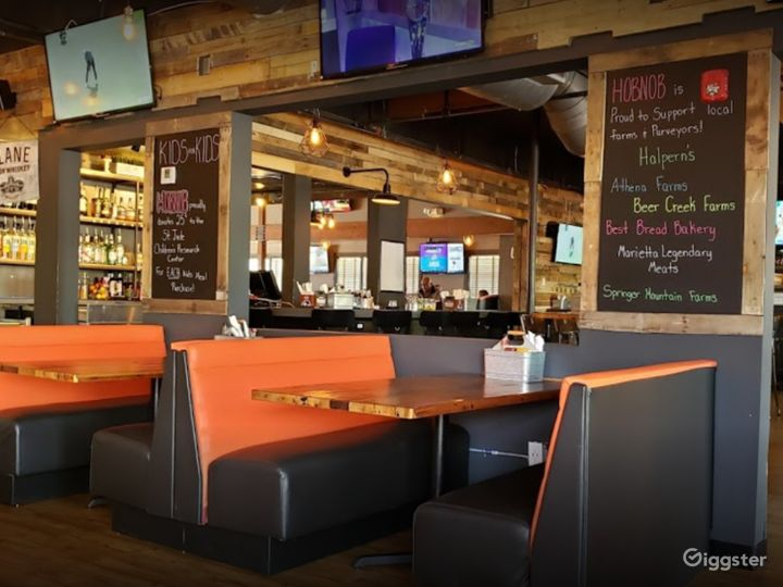 A Large Main Dining Space in Atlanta Photo 4