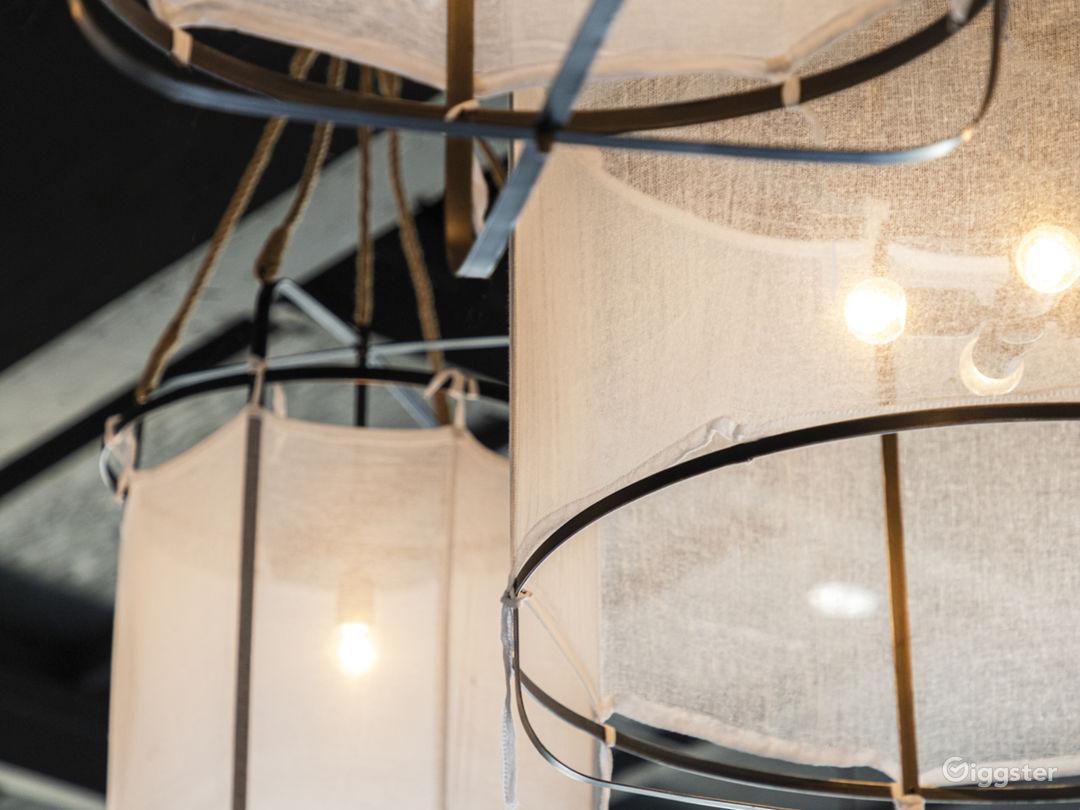 Earthy Mid Century Modern Showroom Photo 4
