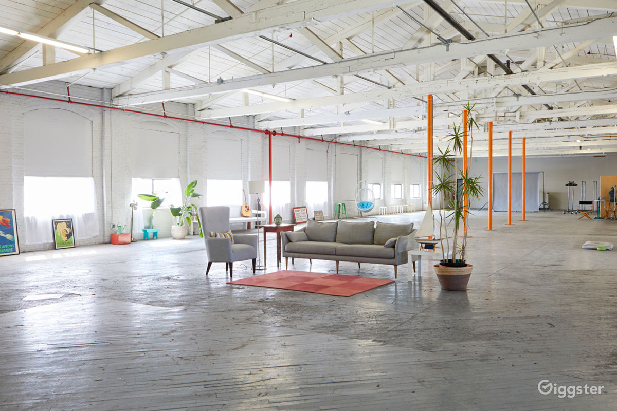 Zen Warehouse Loft in Passaic New York Rental