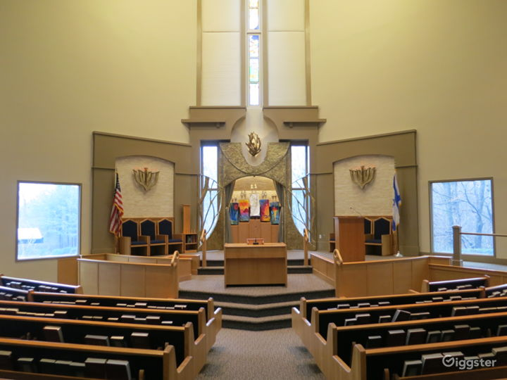 Beautiful synagogue in sought after Dunwoody, GA