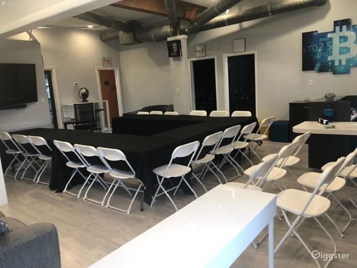 Modern & Industrial Inglewood Event Space Photo 2