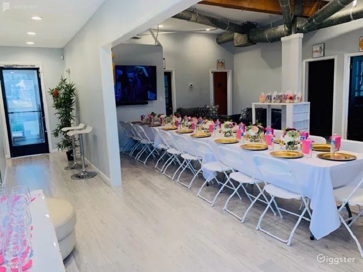 Modern & Industrial Inglewood Event Space Photo 4