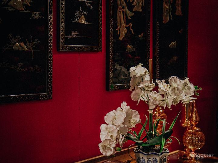 Asian Room-Opium Den