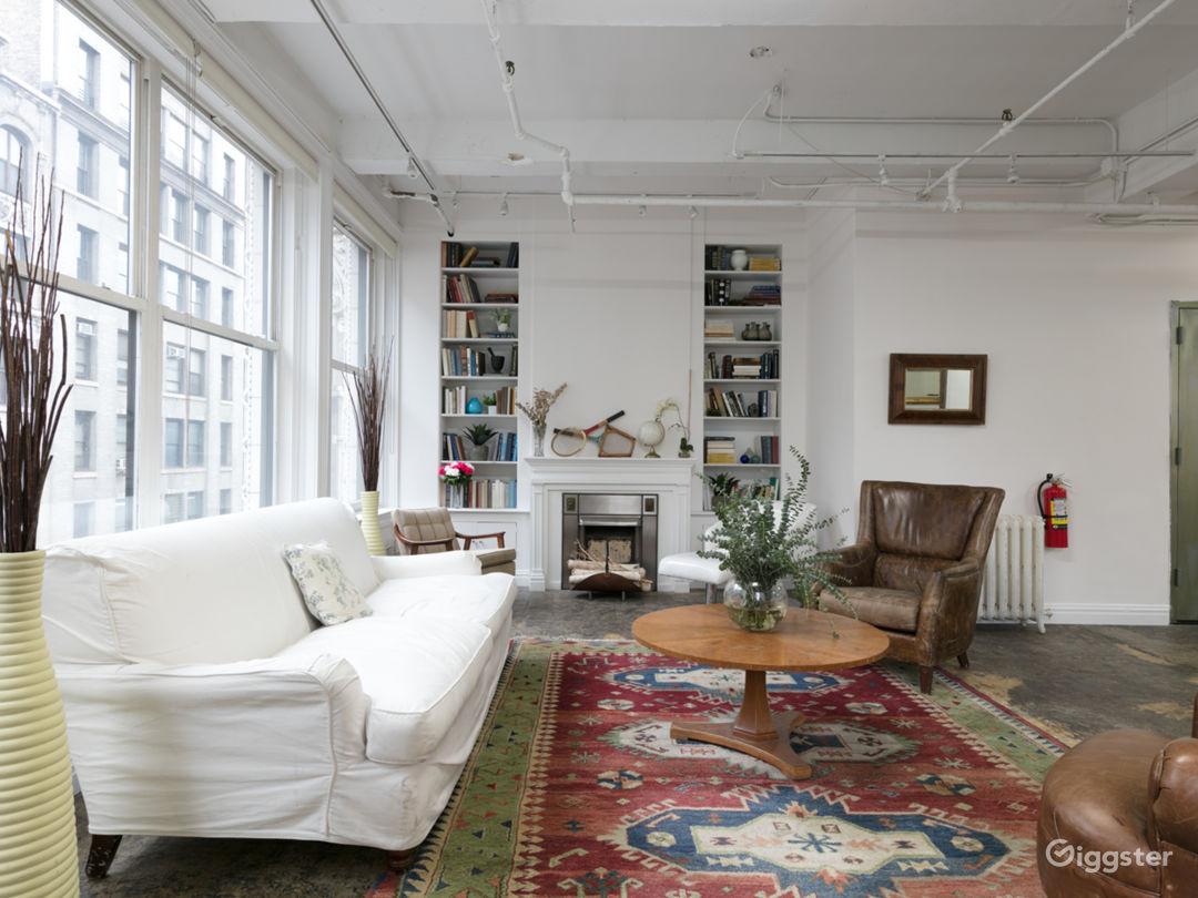 Manhattan 2000 sq ft Studio Loft Photo 5