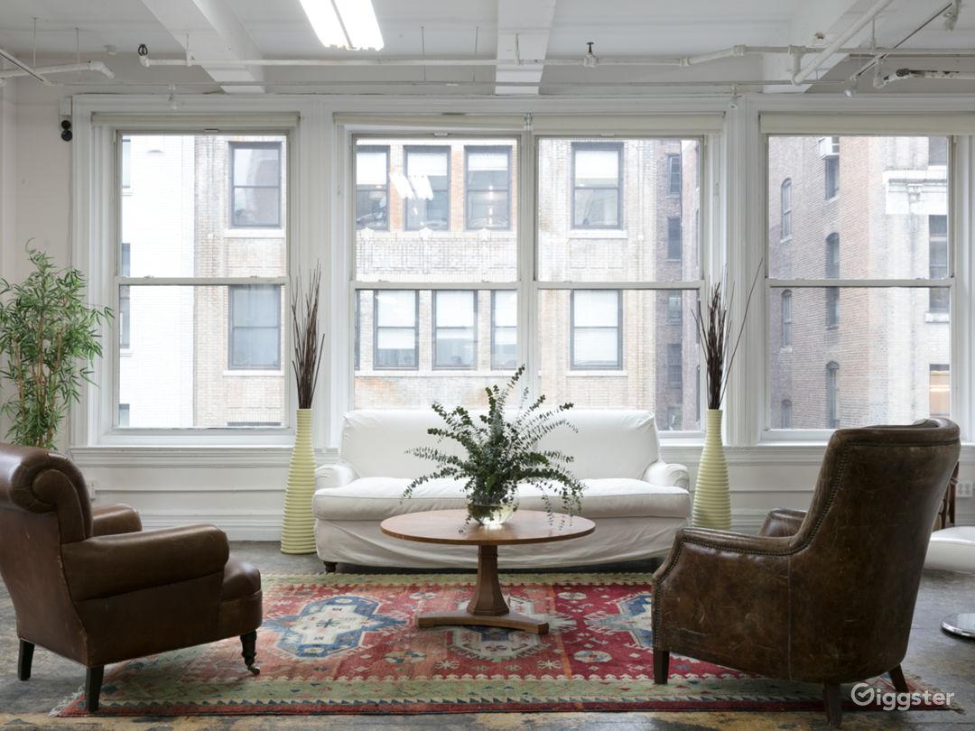 Manhattan 2000 sq ft Studio Loft Photo 4