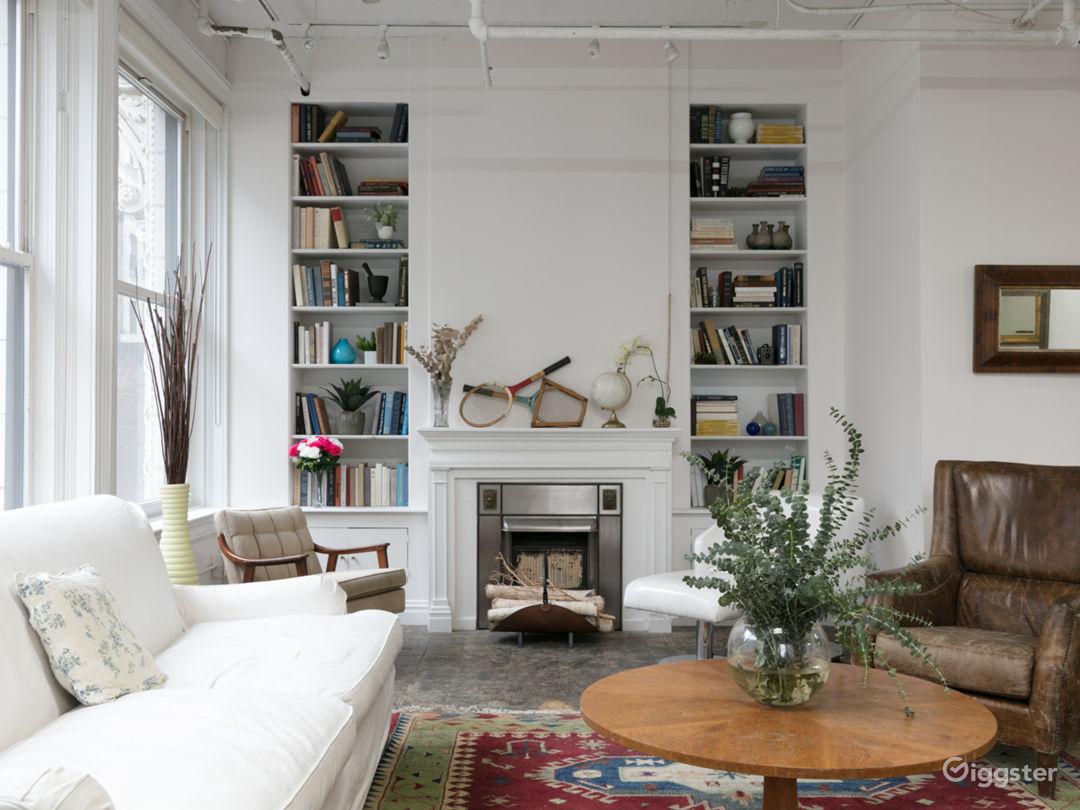 Manhattan 2000 sq ft Studio Loft Photo 1