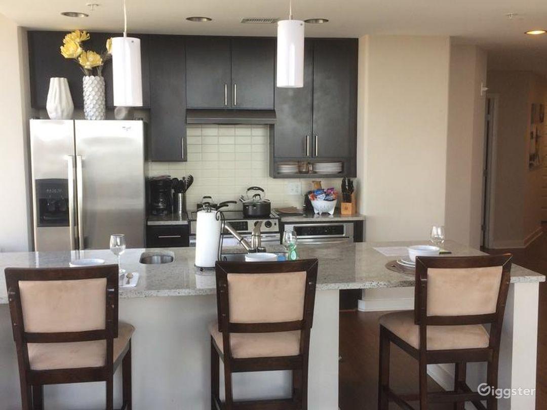 Midtown Highrise Apartment Photo 3