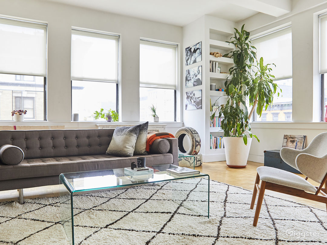 Sun-drenched East Village apartment Photo 4