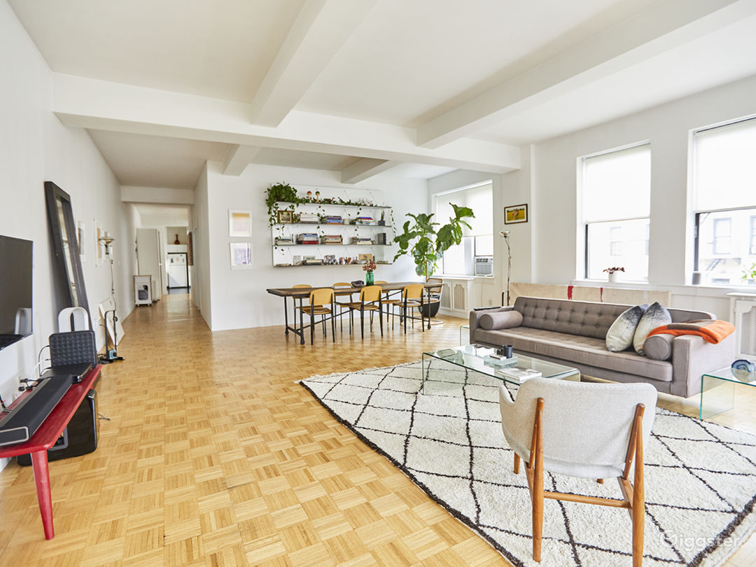 Sun-drenched East Village apartment Photo 2