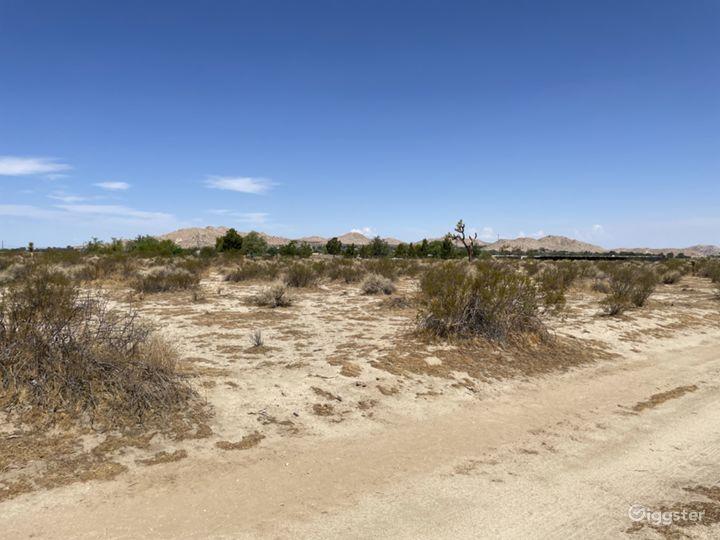 Open Desert Location! Photo 3