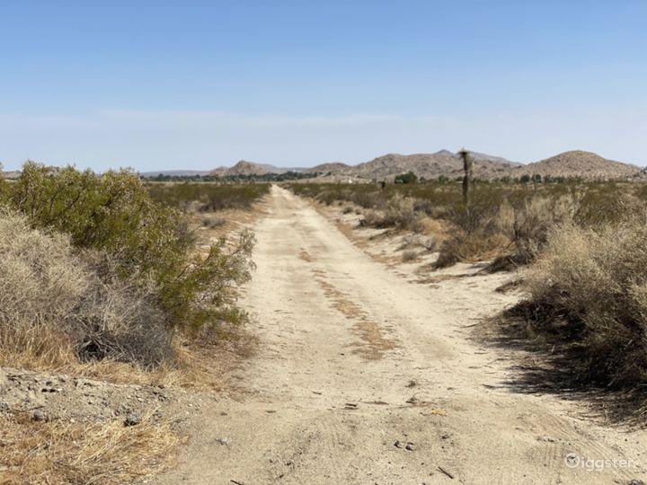 Open Desert Location! Photo 2
