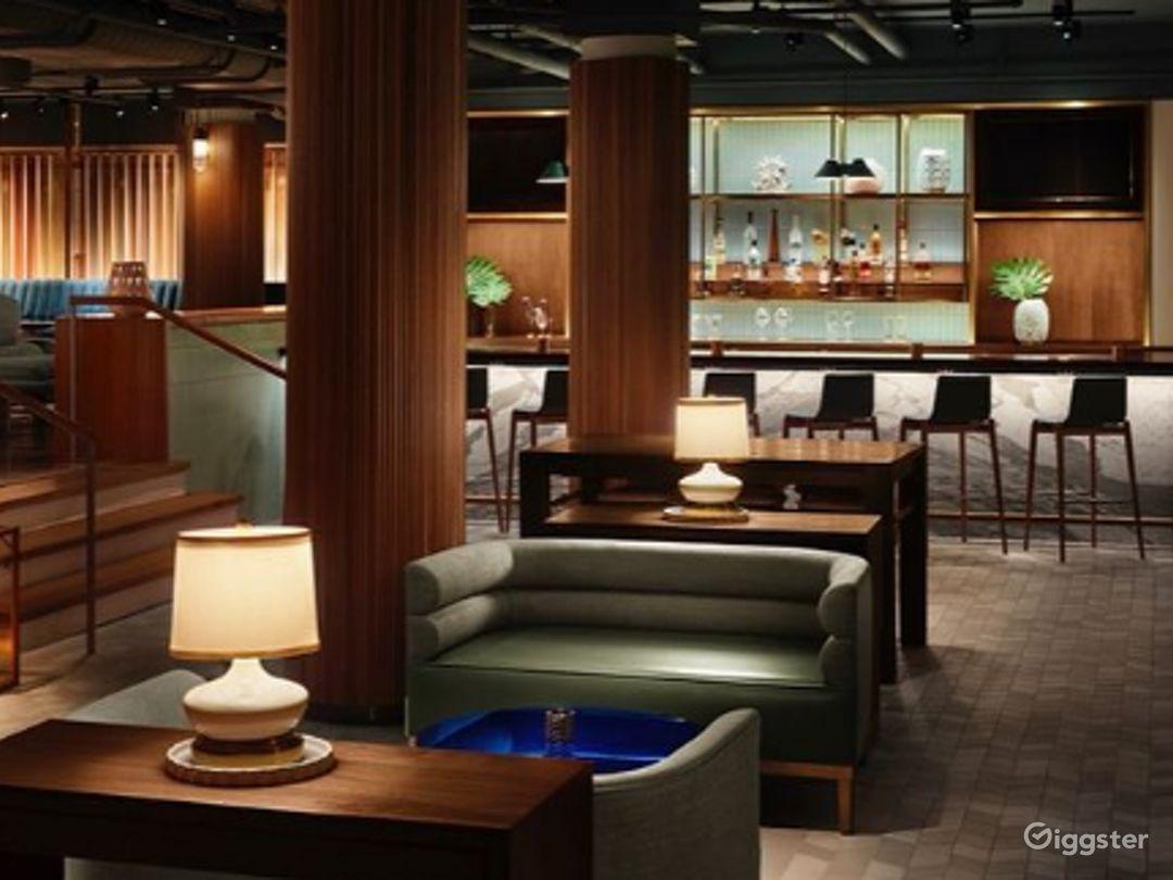 Intimate Indoor Lounge & Lobby Bar Photo 1