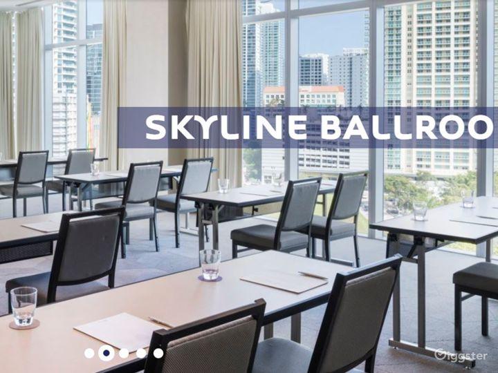 Breathtaking Skyline Ballroom Photo 2