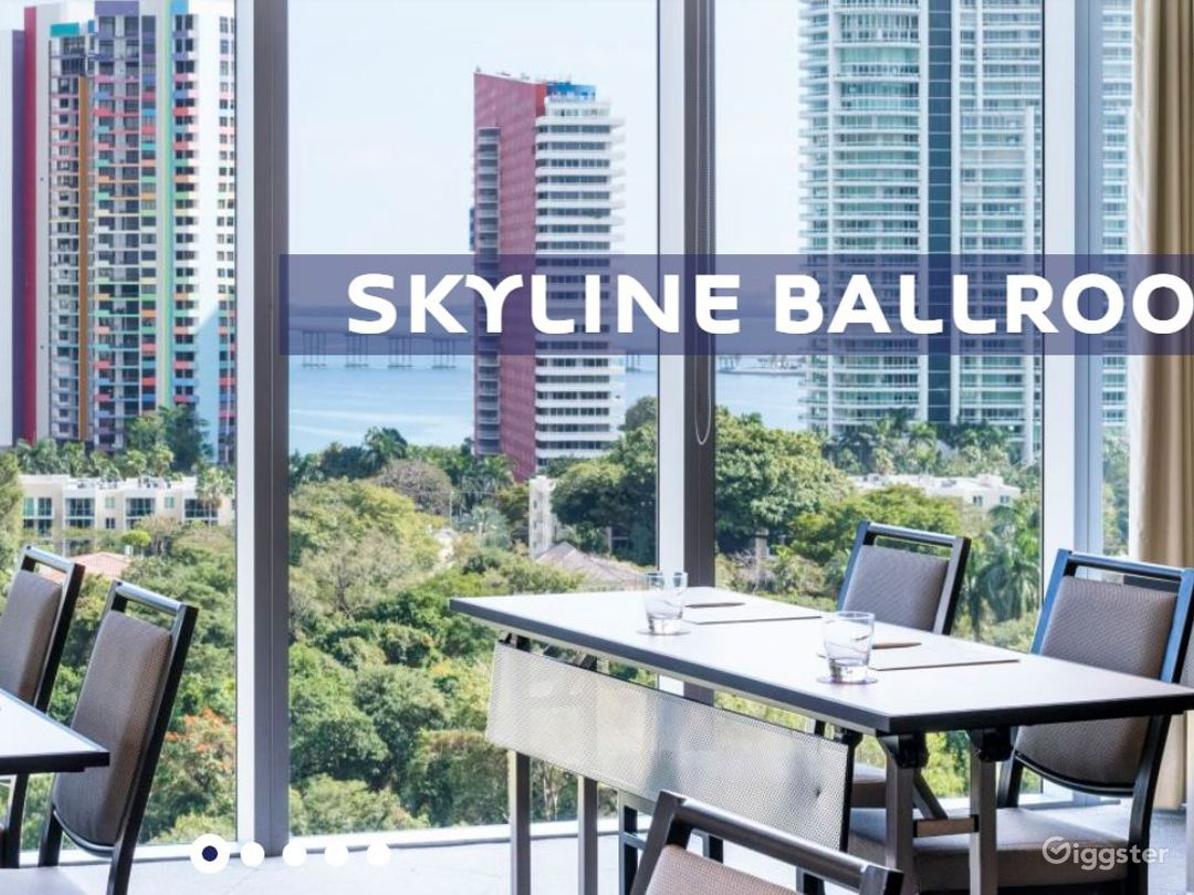Breathtaking Skyline Ballroom Photo 1